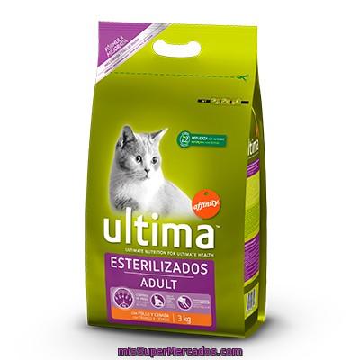 Alcampo comida seca para gatos junior brekkies excel 1 5 - Alimento para gatos esterilizados ...