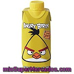 Angry Bird Refresco Sin Gas Con Zumo Banana 33cl