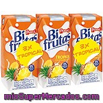Bifrutas             Pascual Tropical 330 Ml Pack De 3 Unidades