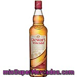 Blended Whisky Escocés White Label Dewars Botella 70 Centilitros