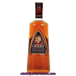 Cacique Ron Añejo Superior De Venezuela Botella 70 Cl