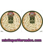 Casa Tarradellas Pizza 4 Quesos Pack 2 Envases 210 G