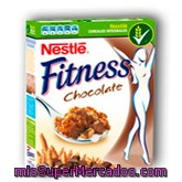 Cereal Copos Chocolate Leche Fitness, Nestle, Caja 450 G