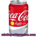 Coca-cola             Light Limon 33 Cl