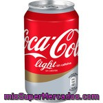 Coca Cola Light Sin Cafeína Lata 33cl