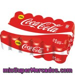 Coca Cola Normal Lata Pack 24x33cl