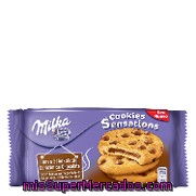 Cookies Sensations Milka 156 G.