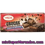 Crocan Chocolate Con Leche American Brownie Valor 200 G.