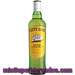Cutty Sark Whisky Escocés Botella 70 Cl