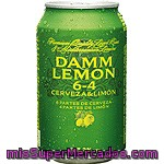 Damm Lemon Lata 33cl