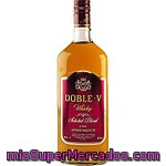 Doble V Whisky Botellas 70 Cl