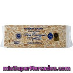 Don Enrique Turrón De Alicante Rilsan Calidad Suprema Tableta 500 G