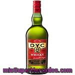 Dyc Whisky Reserva 8 Años Botella 70 Cl