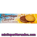 Elgorriaga Chocofibra Galleta De Fibra Bañadas En Chocolate Estuche 150 G