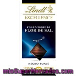 Excellence Chocolate Negro Flor De Sal 100g