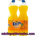 Fanta Refresco Naranja Pack 2 Botellas 2 L