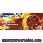 Fontaneda Galletas Digestive Chocolate Leche 300g