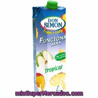 Funciona Tropical Don Simón, Brik 1 Litro