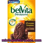 Galleta Chocolate Belvita Fontaneda 400 G.