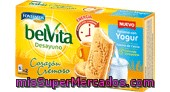 Galletas Belvita Sandwich Yogur 253 Grs