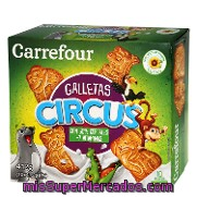 Galletas Circus Carrefour 411 G.