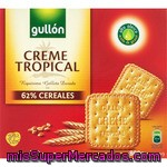 Galletas             Gullon Creme Tropical 800 Grs