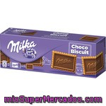 Galletas             Milka Choco Biscuit Con Chocolate Con Leche 150 Grs