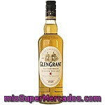 Glen Grant Whisky Escocés Single Malt Botella 70 Cl