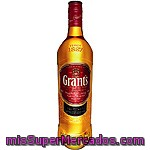 Grant's Whisky Escocés Botella 70 Cl