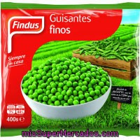 Guisantes             Findus Finos 400 Grs