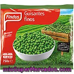 Guisantes             Findus Finos 750 Grs