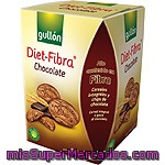 Gullon Diet Fibra Galletas Con Chocolate Caja 450 G