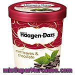 Helado De Menta-chocolate Haagen Dasz, Tarrina 500 Ml