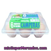 Huevo Gallina Campera, ., Carton 6 U