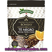 Infusion Hornimans Te Negro 85 Grs