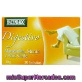 Mercadona infusion mezcla delgaxan multinfusion, pompadour