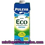 Leche             Puleva Entera Ecolog. 1000 Ml