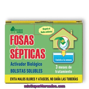 Mercadona desatascador gel botella naranja bosque verde - Productos para fosas septicas ...