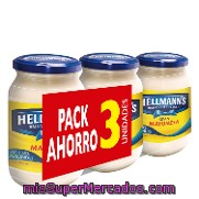 Mayonesa Hellmann's 3x225 Ml.