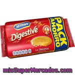 Mcvities Galleta Digestive Caja 800 Grs