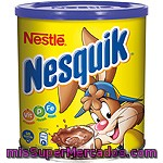 Nestle Nesquik Cacao Instantáneo Bote 800 G