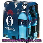 Nordic Mist Blue Tónica Pack 6 Botella 20 Cl