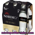 Nordic Mist Tónica Pack 6 Botella 20 Cl