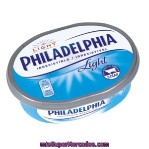 Philadelphia Queso Untar Light Tarrina 250 G