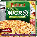 Pizza Microondas Jamón Y Queso Buitoni 315 G.