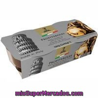 Profiteroles Chef Dessert, Pack 2x90 G