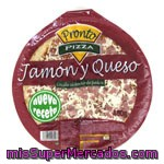 Pronto Pizza Pizza Jamón/queso 400g