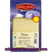 Queso             M.vicente Tierno Lonchas 100 Grs