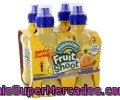 Refresco Infantil Sabor Tropical Fruit Shoot 4 Unidades De 200 Mililitros