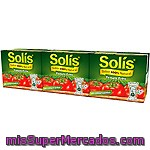 Solis Tomate Frito Pack 3 Envases 200 G